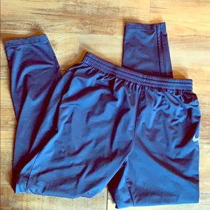 Men's Nike Dri Fit joggers Sz XL Navy